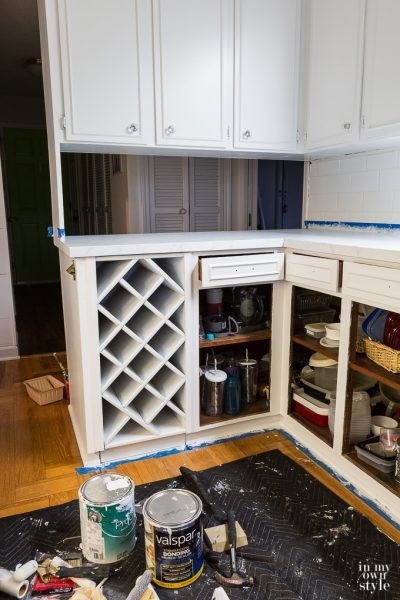 Kitchen Makeover Update: Getting to the Finish Line