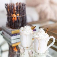 Hot buttered rum recipe. Perfect winter time drink. Hot drinks. Alcoholic drinks for winter.