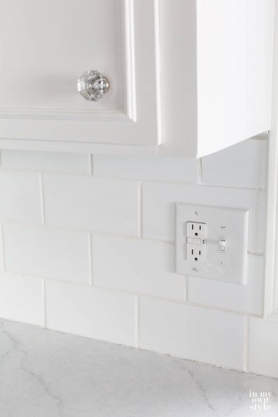 Kitchen Subway Tile Backsplash
