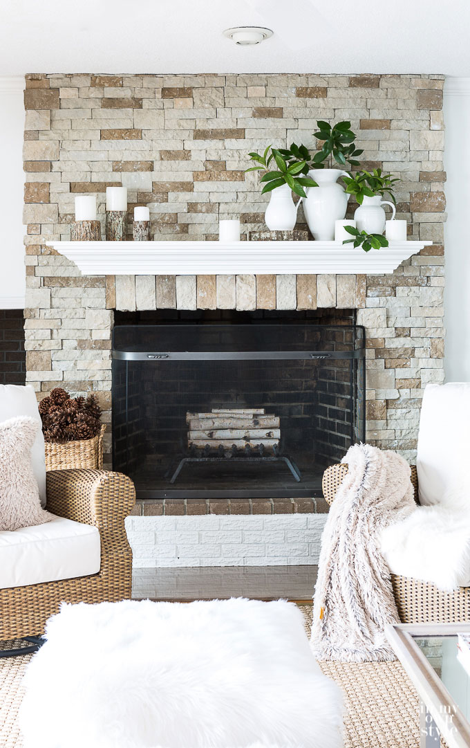 Winter decorating ideas that are on trend.
