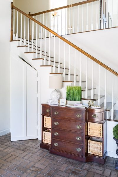 How To Add a Closet with a Hidden Door Under a Staircase
