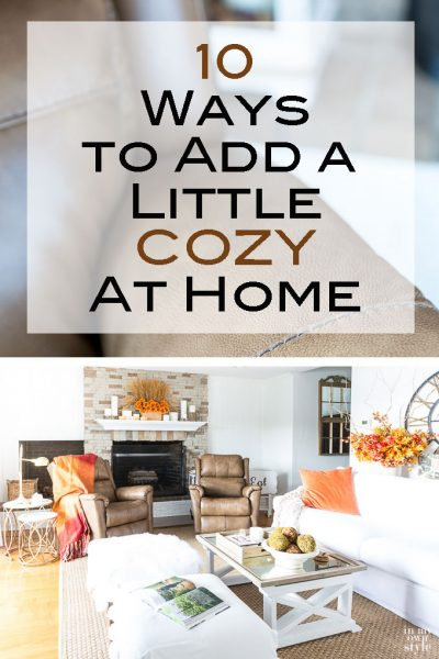 Creating a Comfortable and Relaxing Home
