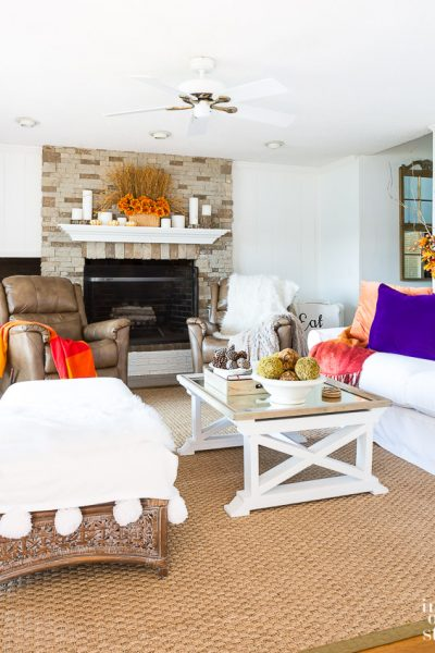 How Do You Use Your Favorite Color in Your Home?