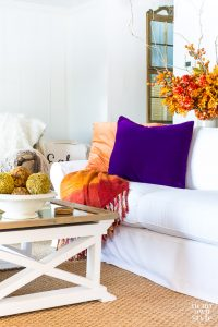 Decorating tip - How to decorate with color