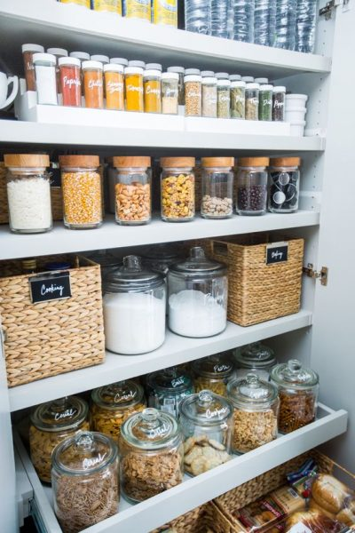 Tackling My Next DIY Project…The Small Pantry