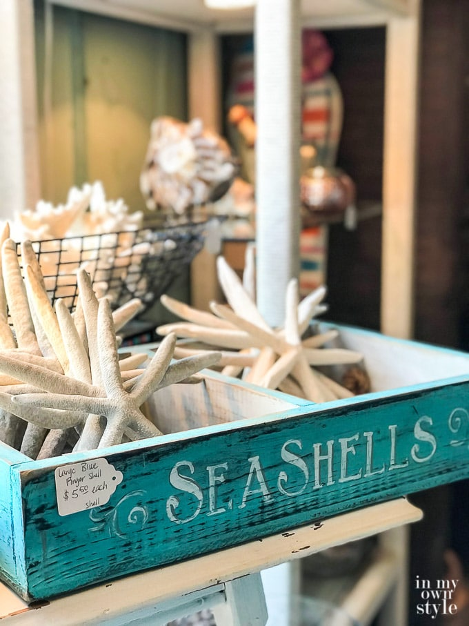 Where to shop in Panama City Beach Florida for coastal decor