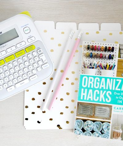 Going Clutter-Free in the New Year + $100 Giveaway