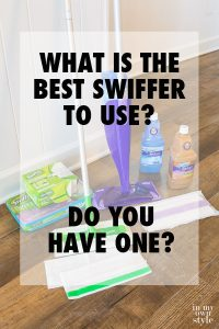 What is the best Swiffer mop to use?