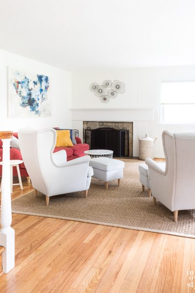 Two Inspiring Before and After Room Transformations