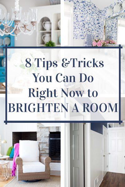 Brighten a Dark Room By Letting the Light Shine In