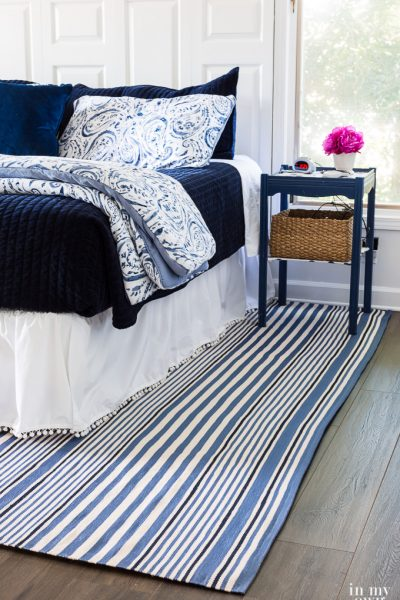 Why I Almost Didn't Get a Bedroom Area Rug