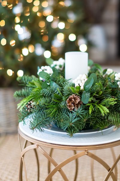 Festive, Fresh Holiday Decor