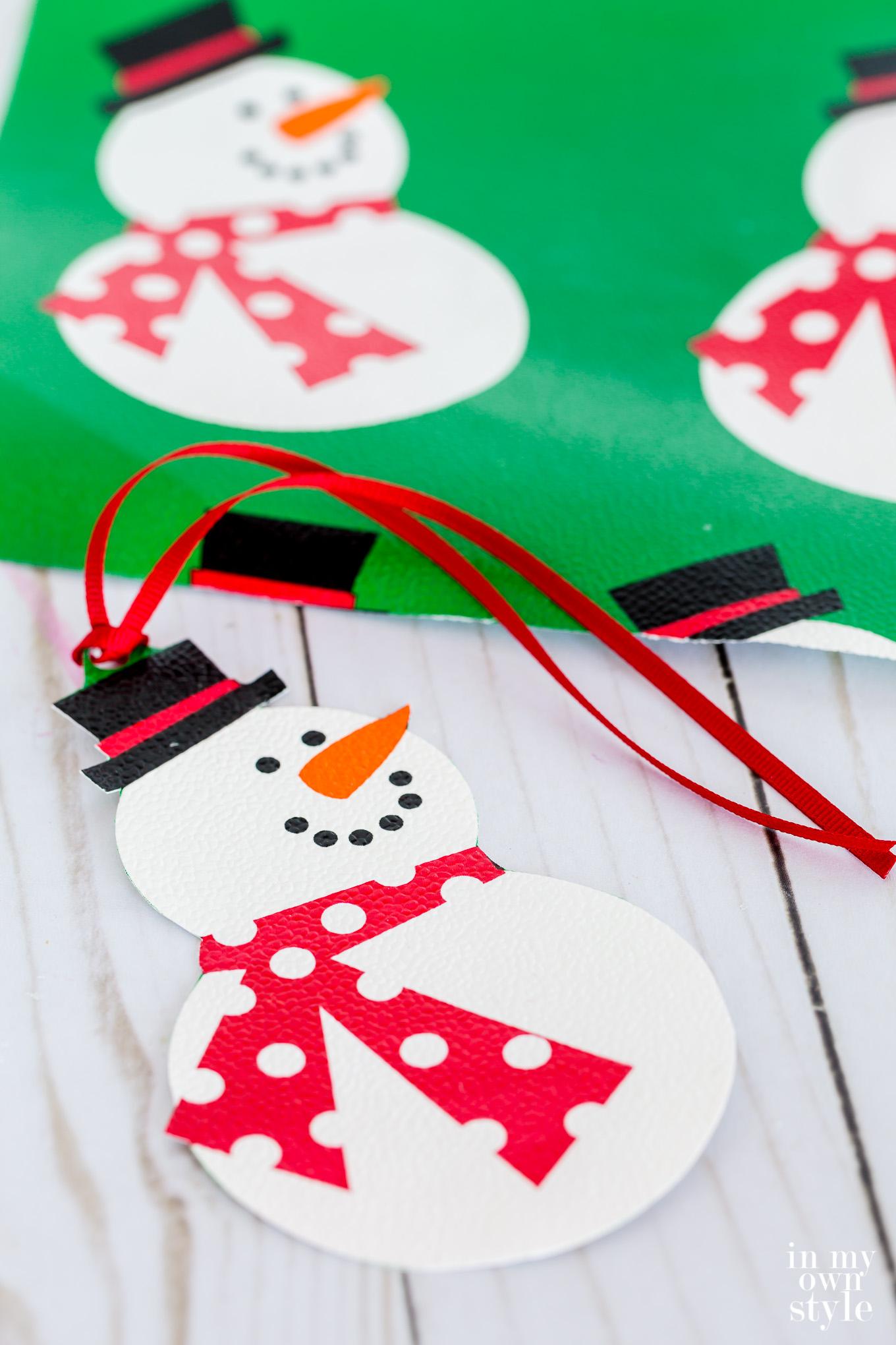 Gift Tag Free Printable and Template-