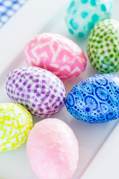 Coloring Easter Eggs in Minutes