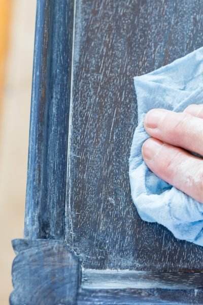 Painting Furniture Using a Color Wash Technique