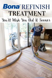Bona Floor REFINISH Treatment