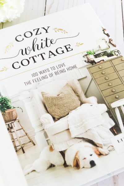 Cozy White Cottage Book Giveaway
