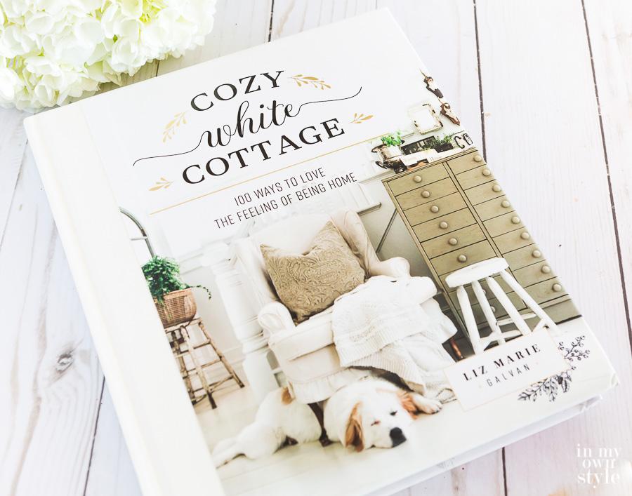 White Cottage Book By Liz Marie Galvan