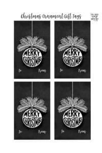 Chalkboard-Christmas-ornament-gift-tag-free-printable