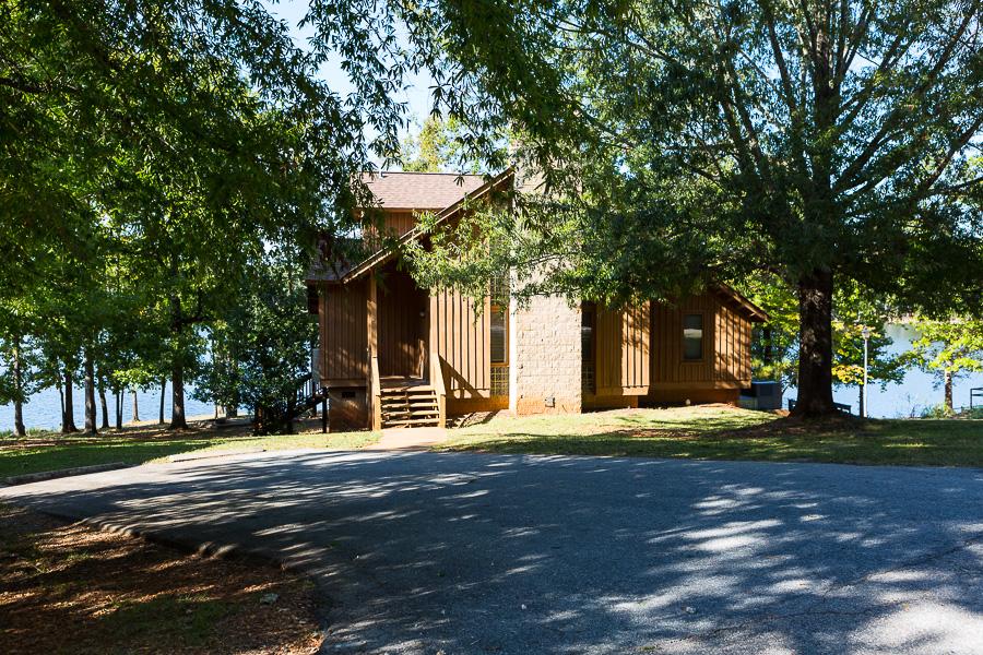 Dreher Island State Park vacation rental villas