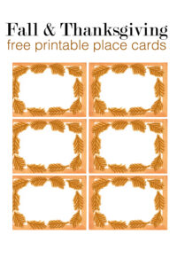 Fall-+-Thanksgiving-Free-Printables-Place-Cards