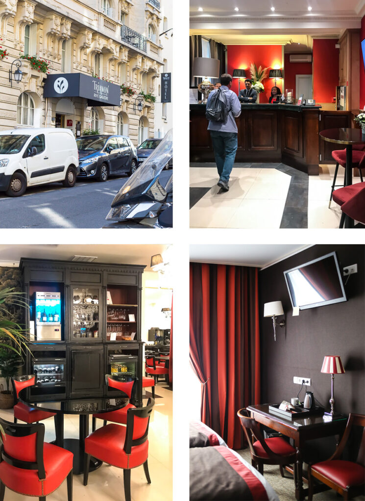 Where to stay in Paris in the Latin Quarter near the 5th