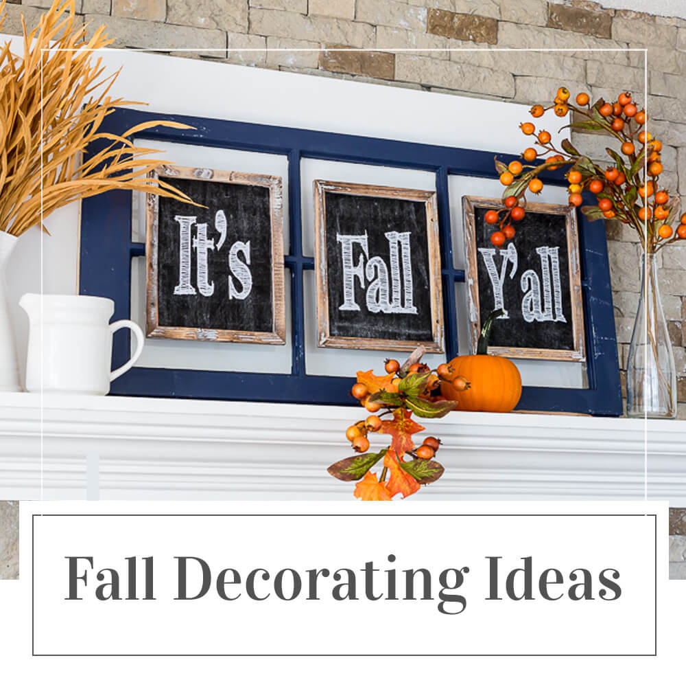 Fall Decorating Ideas for autumn